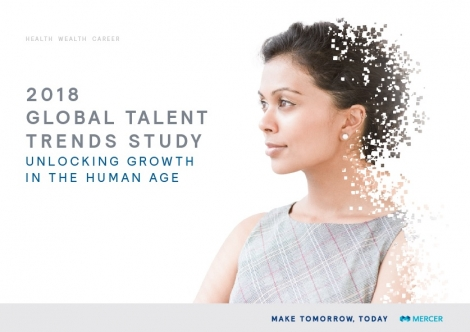 2018 Global Talent Trends Study