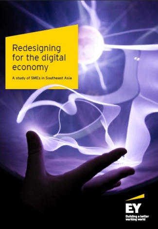 EY Redesigning for the digital economy