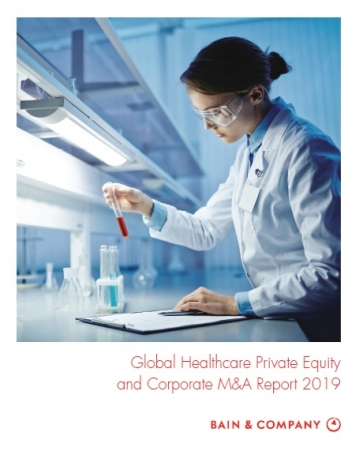 Global Healthcare M&A 2019 Outlook