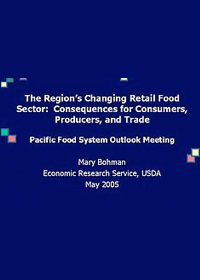 Food Retail Sector in Pacific