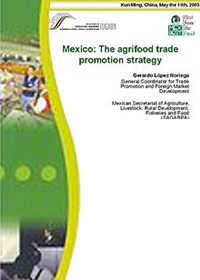 Mexico Agrifood Trade Promotion Strategies