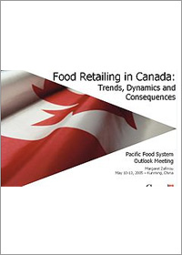 Food Retail Sector in Canada