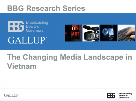 The Changing Media Landscape in Vietnam