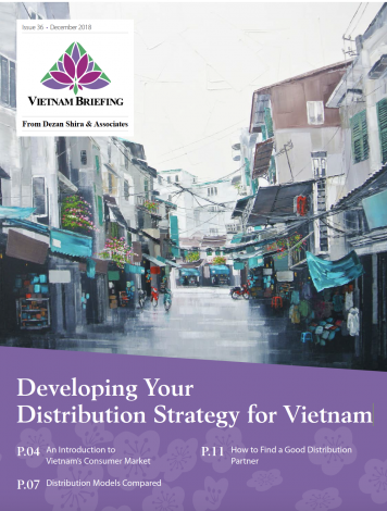 Developing Your Distribution Strategy for VietNam