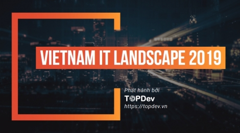 Vietnam IT landscape 2019